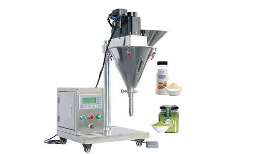 may chiet rot bot-Semi-automatic Powder Filling Machine