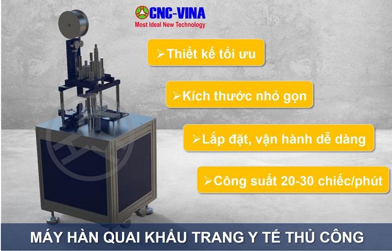 may han quai khau trang thu cong